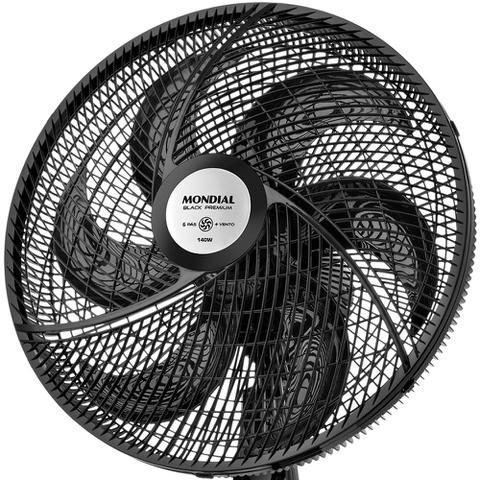 Imagem de Ventilador de Coluna Mondial V-70C 6 Pás 3 Velocidades 140w 40cm - 127v