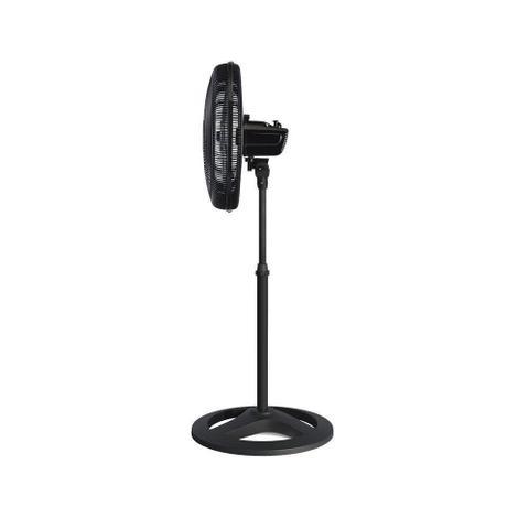 Imagem de Ventilador de Coluna, Turbo 6 Pás Premium, Preto, 50cm,