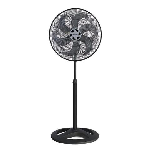 Imagem de Ventilador de Coluna Ventisol Turbo Premium 6 Pás 50cm Preto