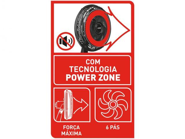 Imagem de Ventilador de Mesa Arno Turbo Force 40cm