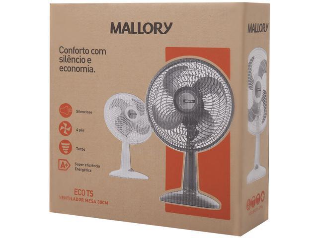 Imagem de Ventilador de Mesa Mallory Eco TS30