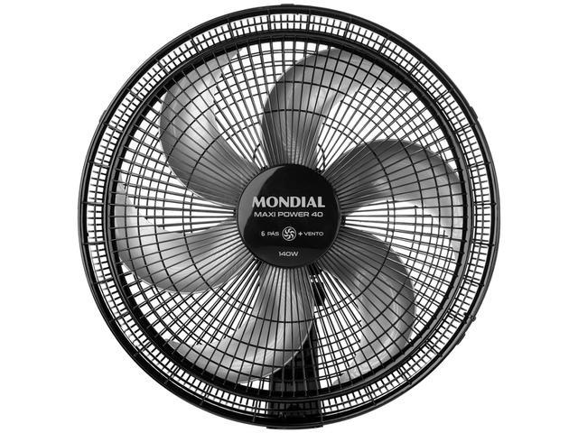 Imagem de Ventilador de Mesa Mondial Maxi Power 40cm