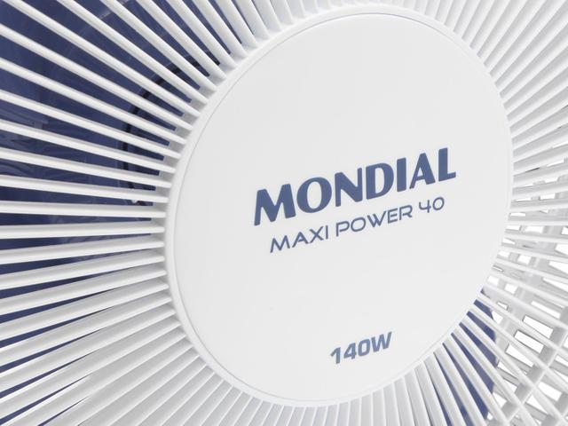 Imagem de Ventilador de Mesa Mondial Maxi Power V-45-4P-NP