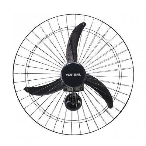 Imagem de Ventilador de Parede 60cm Premium Ventisol Bivolt Preto