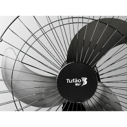 Imagem de Ventilador de Parede Tufão 60cm M2 Bivolt Preto - Loren Sid