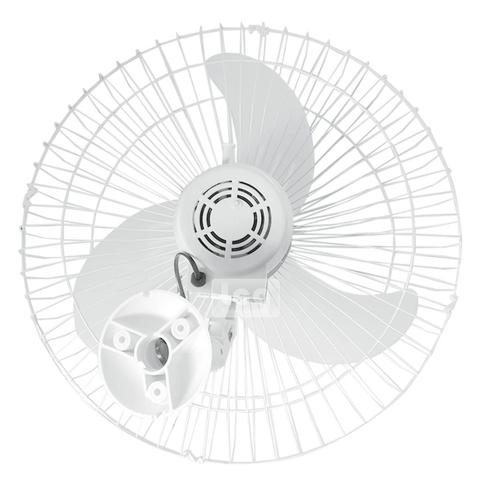 Imagem de Ventilador de Parede Turbão 60cm Bivolt Branco Oscilante 200w - Turbão Ventiladores