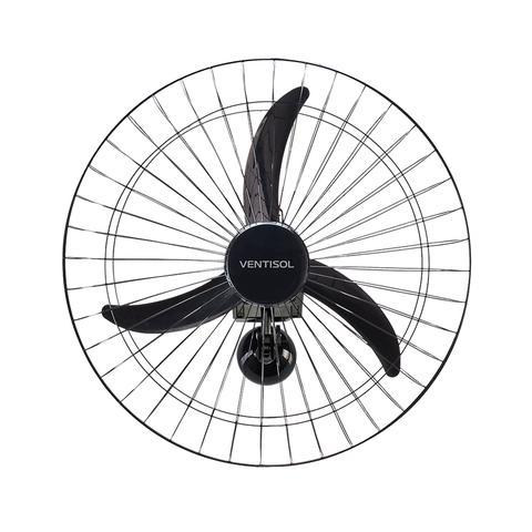Imagem de Ventilador de Parede Ventisol Premium 60cm Preto Bivolt