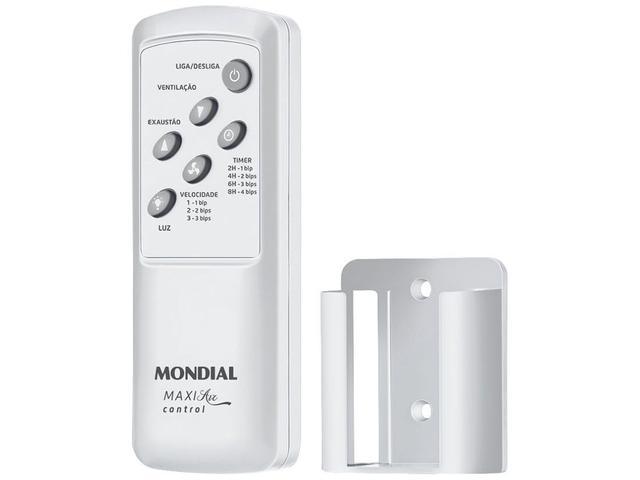 Imagem de Ventilador de Teto com Controle Remoto Mondial