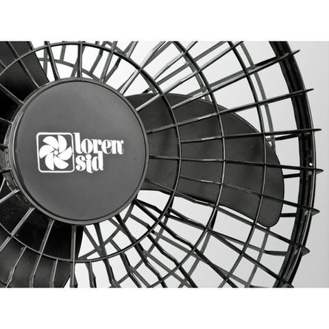Imagem de Ventilador de Teto Turbo Orbital 50cm Bivolt Preto - Loren Sid