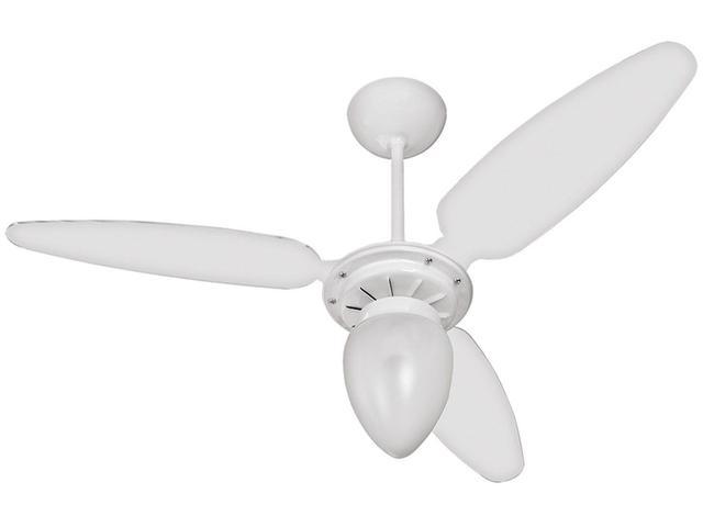Imagem de Ventilador de Teto Ventisol Wind 3 Pás Branco