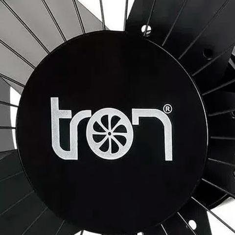 Imagem de Ventilador Exaustor Axial Bivolt 300Mm Grafite - Tron