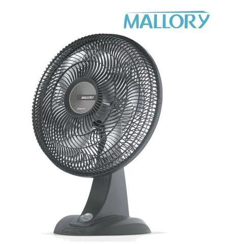 Imagem de Ventilador Mallory Turbo Olimpo 40cm 6 Pás Com 3 Velocidades