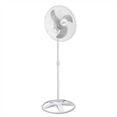 Imagem de Ventilador Oscilante De Coluna 60cm Branco Grade Aço - Venti Delta