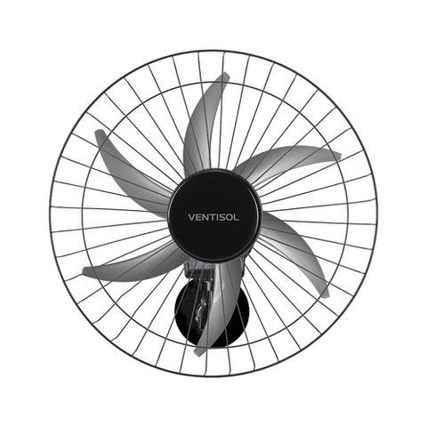 Imagem de Ventilador Parede Oscilante 50cm 6 Pás 200w Bivolt Turbo 6 Steel Ventisol