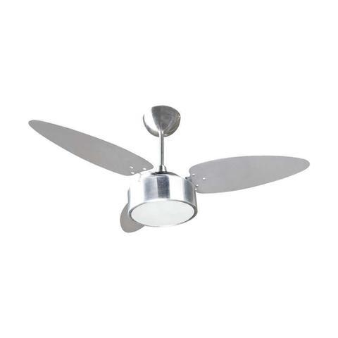 Imagem de Ventilador teto fharo ventisol alumínio tabaco aluminio 127v