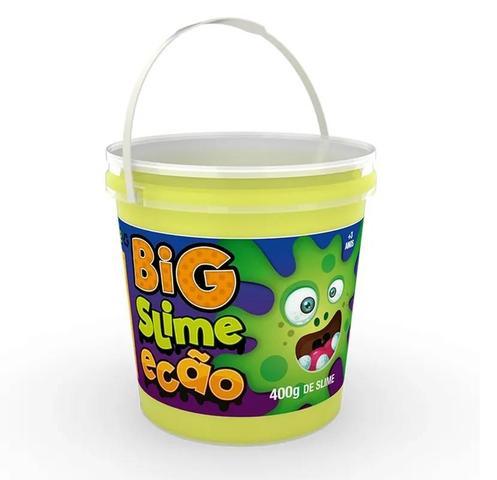 Imagem de Verde Big Slime Ecão 400g - DTC 5113