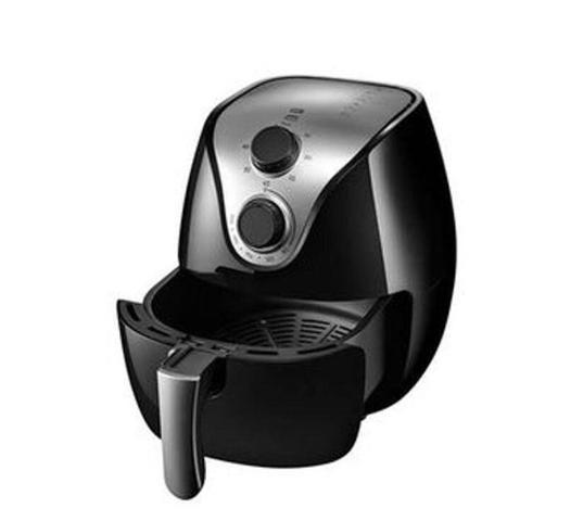 Imagem de (VERIFICAR EAN) Fritadeira Sem Óleo Elétrica Air Fry Gourmet 4L - Multilaser