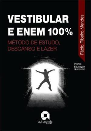 Imagem de Vestibular e Enem 100% - Autonomia
