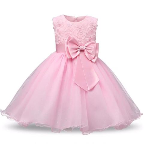 Imagem de Vestido Festa Infantil Princesa Aniversario