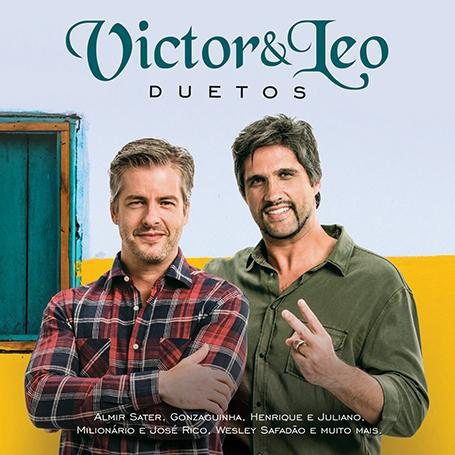 Imagem de Victor  Leo - Duetos - CD