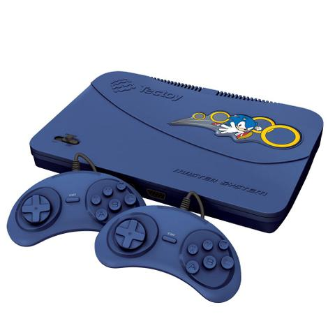 Imagem de Vídeo Game Master System C/ 132 Jogos MS132 - Tec Toy