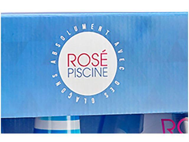 Imagem de Vinho Rosé Meio Seco Rosé Piscine
