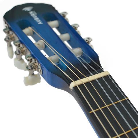 Imagem de Violão Acústico Clássico 6 Cordas Blueburst Aubvo617 Auburn