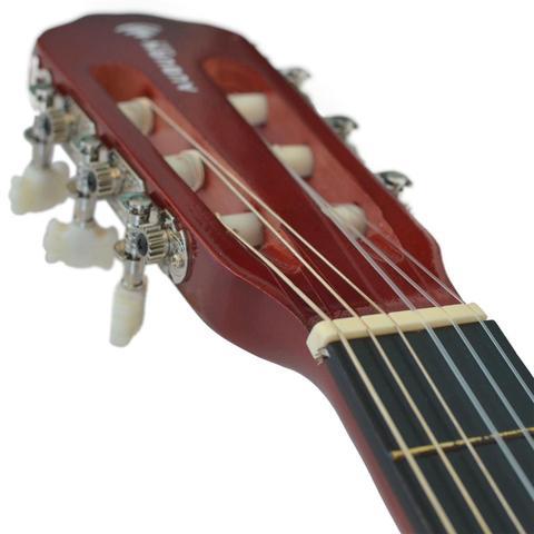 Imagem de Violão Acústico Clássico 6 Cordas Sunburst Aubvo613 Auburn