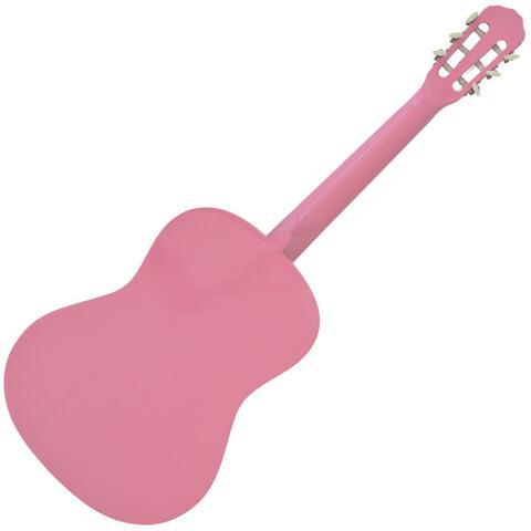 Imagem de Violão Acústico Clássico Auburn Music Aubvo616 6 Cordas Rosa