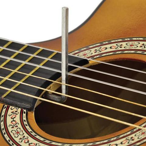 Imagem de Violão Acústico Nylon Cutaway Marrom Com Tensor Urban Vcw38ac Vinik