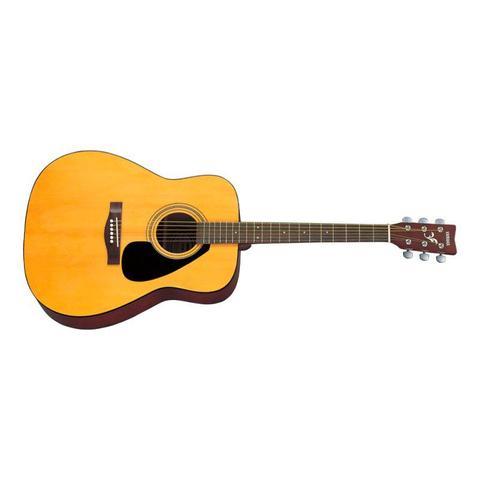 Imagem de Violão Acústico Yamaha F310 Folk Natural com Cordas em Aço e Tarraxas Blindadas