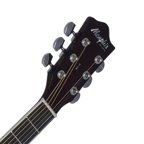 Imagem de Violão Elétrico Tagima MD18 Folk Memphis Cordas Aço Natural