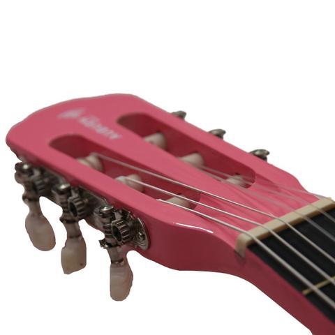 Imagem de Violão Eletroacústico Auburn Music AUBVO626E1 Cutway Rosa C/ Capa