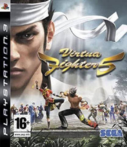 Jogo Virtua Fighter 5 - Playstation 3 - Sega
