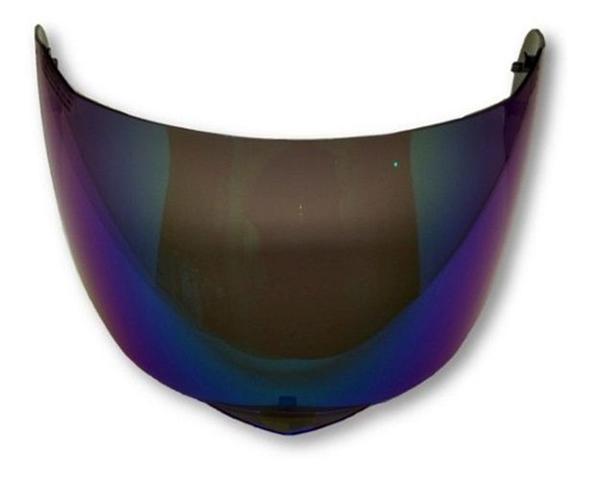 Imagem de Viseira Camaleão Capacete Escamoteável Helt 950 Hippo Glass Anti Risco 2.2mm Polivisor