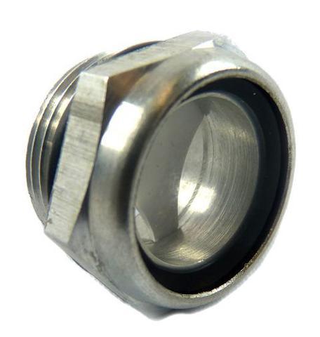 Imagem de Visor de Óleo para compressor com rosca de  3/4