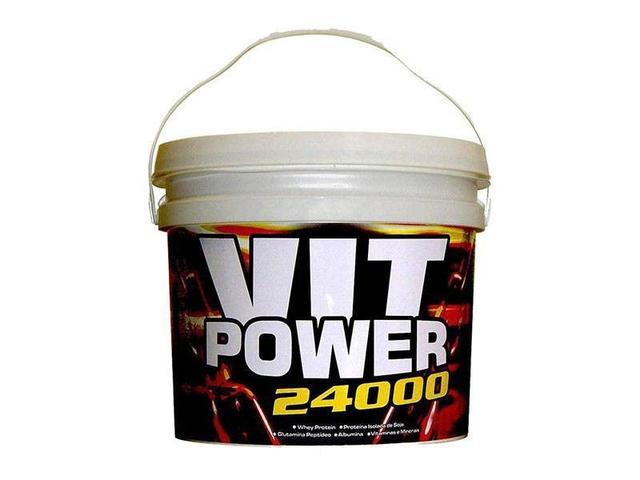Imagem de Vit Power 24000 Whey Protein 6Kg Baunilha