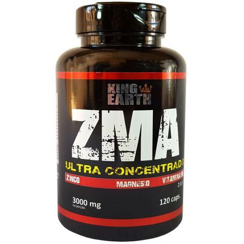 Imagem de Vitamina ZMA 120 Cápsulas 3000 Mg - King Earth