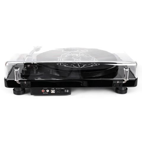 Imagem de Vitrola Toca Discos Diamond - Black - Agulha Japonesa com software de gravação para MP3