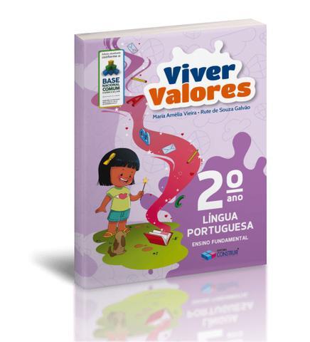 Imagem de Viver Valores - Língua Portuguesa - 2º Ano
