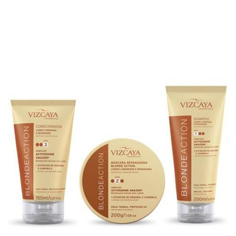 Imagem de Vizcaya Blonde Action - Shampoo Reparador