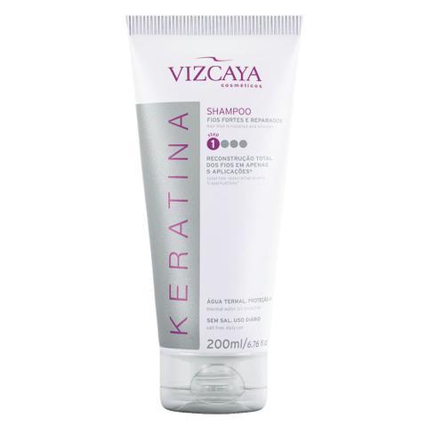 Imagem de Vizcaya Keratina - Shampoo Reconstrutor