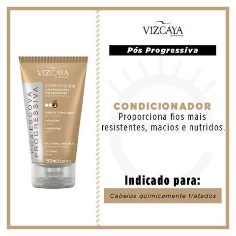 Imagem de Vizcaya Pós Escova Progressiva - Condicionador