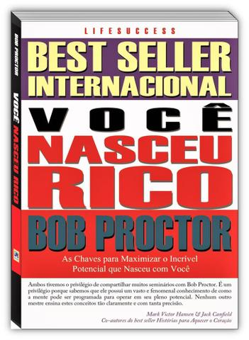 Imagem de Voce Nasceu Rico - Aut Paranaense - Autores paranaenses