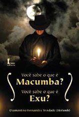 Imagem de Voce Sabe O que e Macumba