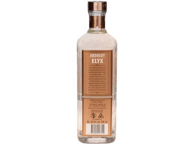 Imagem de Vodka Absolut Elyx