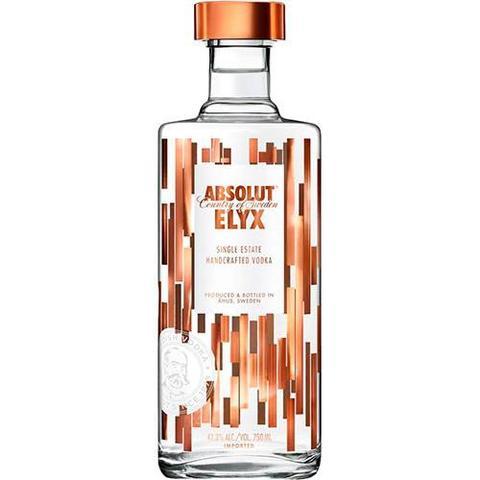 Imagem de Vodka Absolut Elyx 750ml