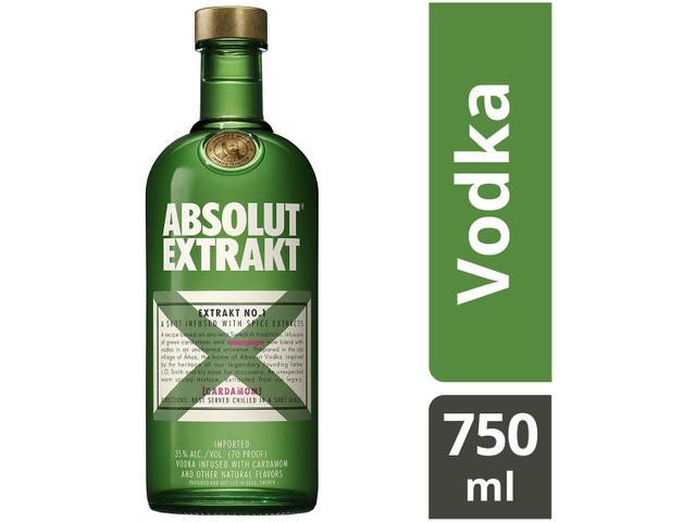 Imagem de Vodka Absolut Extrakt