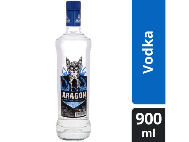 Imagem de Vodka Aragon Tradicional