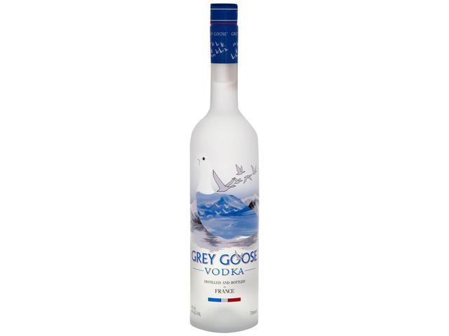 Imagem de Vodka Francesa Grey Goose Original 750ml